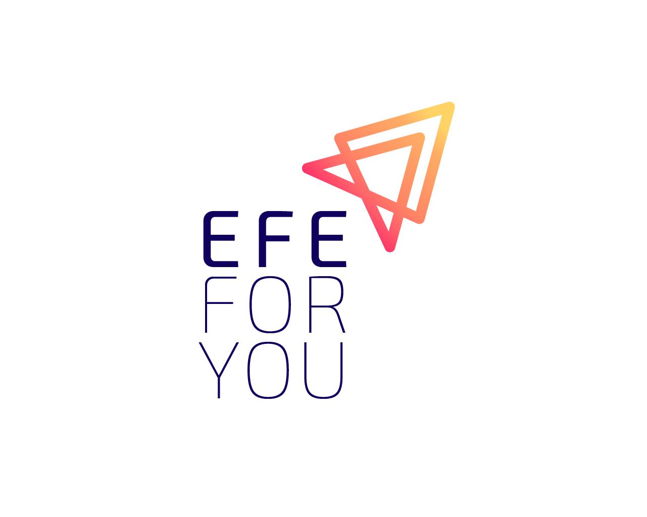 Logo dla firmy EFE